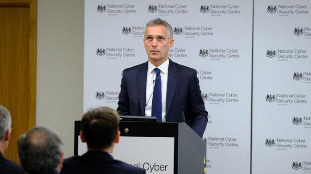 NATO promises to be ready for cyber attacks