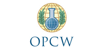 Organisation for the Prohibition of Chemical Weapons (OPCW) logo