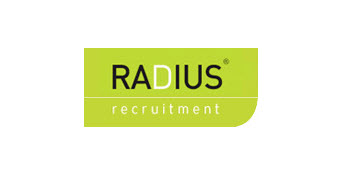 Radius Recruitment logo