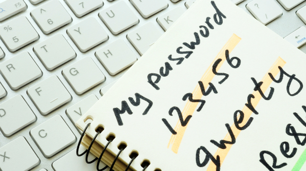 Worst passwords of 2017 revealed