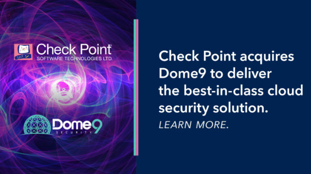 Check Point announces 4% revenue rise for Q3 2018 and Dome9 acquisition