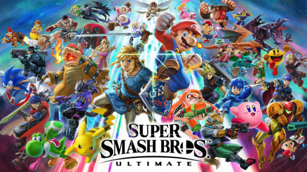 Nintendo troubled by data breach as Super Smash Bros. Ultimate leaks two weeks early