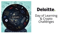Qufaro CyberEPQ Students face the Deloitte Crypto-Challenge