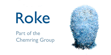 Roke (Part of the Chemring Group) logo
