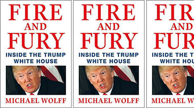 Trump book being used to spread malware
