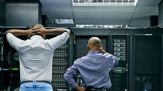 Expanding companies tripped up by advanced IT systems