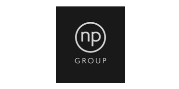 NP Group logo