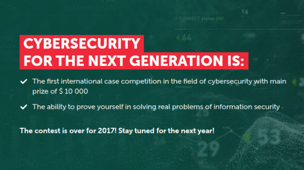 Winner of next-gen cyber security challenge bags £7k+ prize