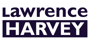 Lawrence Harvey. logo